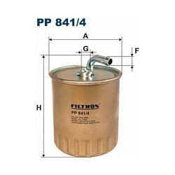 PP 841/4 F PP841/4 FILTR PALIWA MERCEDES C/CLK/G/M SZT FILTRY FILTRON [851238]...