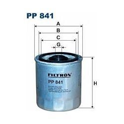 PP 841 F PP841 FILTR PALIWA MERCEDES C 200D W 202 = F PP 841/2 SZT FILTRY FILTRON [854761]...