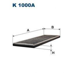 K 1000A F K1000A FILTR KABINOWY OPEL ASTRA CALIBRA 92-CORSA Z AKTW FILTRY FILTRON [859997]...