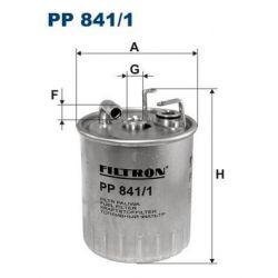PP 841/1 F PP841/1 FILTR PALIWA MERCEDES KLASA A/ VITO SZT FILTRY FILTRON [866220]...