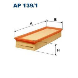 AP 139/1 F AP139/1 FILTR POWIETRZA SEAT CORDOBA/IBIZA 1.6/1.9SDI/TDI SZT FILTRY FILTRON [868208]...