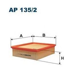 AP 135/2 F AP135/2 FILTR POWIETRZA RENAULT CLIO II 3.0 V6/ESPACE/LAGUN SZT FILTRY FILTRON [869845]...