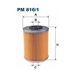 PM 816/1 F PM816/1 FILTR PALIWA RENAULT ESPACE LAGUNA SAFRANE MAST SZT FILTRY FILTRON [872686]...
