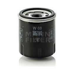 W 68 MAN W68 FILTR OLEJU RENAULT CLIO I/II/III/DACIA LOGAN/SANDERO 1.2 SZT MANN-FILTER FILTRY MANN-FILTER [859890]...