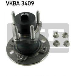 VKBA 3409 SKF VKBA3409 LOZYSKO KOLA ZESTAW KPL - TYL/PIASTA/ OPEL ASTRA G/COMBO/MERIVA/VECTRA A/B (FELGA 4 OTWORY) KPL SKF LOZYSKA KOLA [860607]...