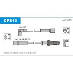 CPS13 JAN CPS13 PRZEWOD ZAPLONOWY CITROEN PEUGEOT AX/BX/ZX/PEUGEOT 106/205/309 1.0/1.1/1.4 KPL JANMOR PRZEWODY ZAPLONOWE JANMOR [895528]...
