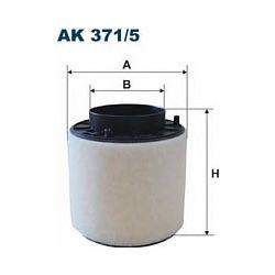 AK 371/5 F AK371/5 FILTR POWIETRZA AUDI A4/A5/Q5 07 ; 2.7/3.0 TDI SZT FILTRY FILTRON [918477]...