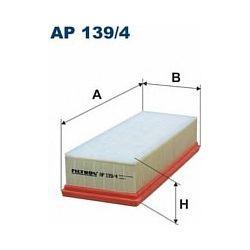 AP 139/4 F AP139/4 FILTR POWIETRZA AUDI A4/A5/Q5 1.8/2.0 TFSI/TDI 07 ; SZT FILTRY FILTRON [918587]...