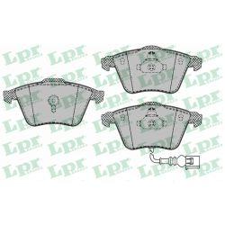 05P1384 LPR 05P1384 KLOCKI HAMULCOWE AUDI A3 S3 2006 LPR KLOCKI LPR [924241]...