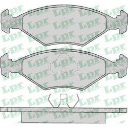 05P016 LPR 05P016 KLOCKI HAMULCOWE FIAT SIENA/ PALIO 98- GR.17,8MM* LPR KLOCKI LPR [924445]...