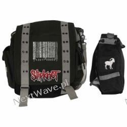 Slipknot messenger bag black canvas official licensed merchandise.