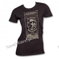 Купи Чёрная молодёжная футболка Джек Дениелс с изображением логотипа в...