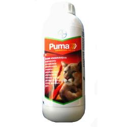Puma Uniwersal 069EW 0,5L na owies głuchy, miotła...