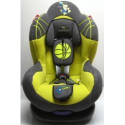 Eurobaby BabyShield Fotelik 9-25kg Boy Zielony