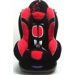 Eurobaby BabyShield Fotelik 9-25kg Girl Czerwony