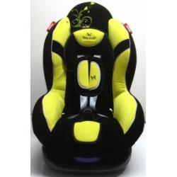 Eurobaby BabyShield Fotelik 9-25kg Girl Zielony