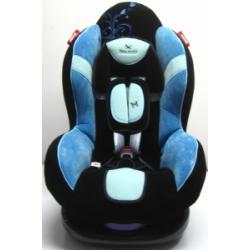 Eurobaby BabyShield Fotelik 9-25kg Girl Niebieski