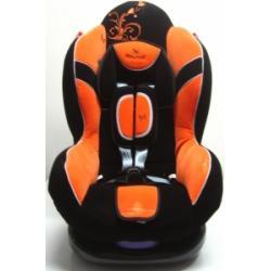 Eurobaby BabyShield Fotelik 9-25kg Girl Pomarańcz