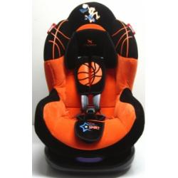 Eurobaby BabyShield Fotelik 9-25kg Boy Pomarańcz
