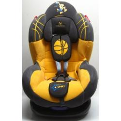 Eurobaby BabyShield Fotelik 9-25kg Boy Żółty
