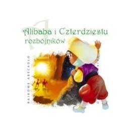 Alibaba i czterdziestu rozbójników - bajka na CD