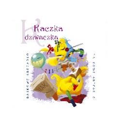 Kaczka Dziwaczka -bajka słowno-muzyczna na CD hit
