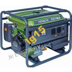 HITACHI agregat prądotwórczy E57MA 5,1KW GDYNIA