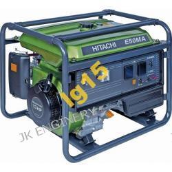HITACHI agregat prądotwórczy E50MA 4,2KW GDYNIA