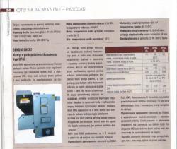Artykuł o kotle OPAL Polski Instalator 2/2009
