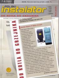 SKAM-P Reto-Crown w magazynie POLSKI INSTALATOR 07/2009