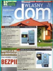 Artykuł luty 2010 Własny Dom