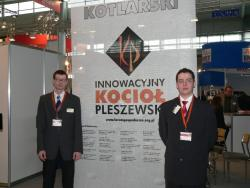 Targi Instalacje 2006 Poznań