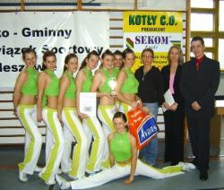 VI Wielkopolski Turniej w Aerobiku Grupowym