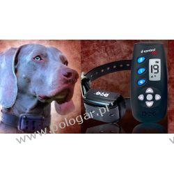 Elektroniczna obroża DOG TRACE d-control 401+ dla wszystkich ras (lepszy pasek i waliska)