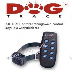 Elektroniczna obroża DOG TRACE d-control Easy+ dla wszystkich ras (lepszy pasek)