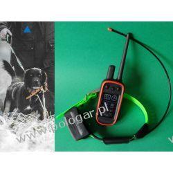 Alpha 100 z Garmin TT 15 (śledzenie + sygnalizacja świetlna + wibracja, dźwięk, stymulacja)