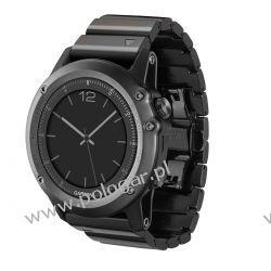 Garmin Fenix 3 Sapphire Performer w zestawie: zegarek i czujnik tętna hrm run