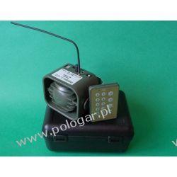 Wabik elektroniczny z pilotem R810 na lisa i drapieżniki 20 dźwięków