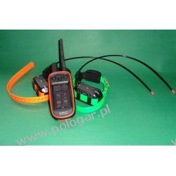 Garmin Alpha 100 z dwoma obrożami TT15 Mini   śledzenie + sygnalizacja świetlna + Funkcja szkolenia