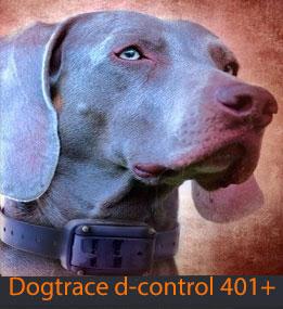 obroża elektryczna Dogtrace 401