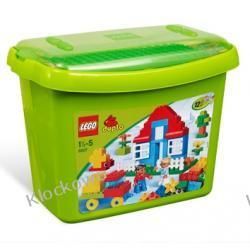 5507 PUDELKO KLOCKÓW DUPLO DELUXE LEGO DUPLO Straż