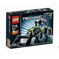 8260 TRAKTOR KLOCKI LEGO TECHNIC
