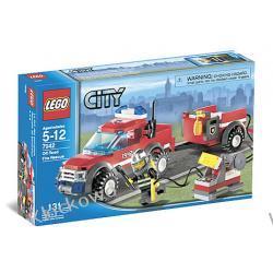 7942 EKIPA RATUNKOWA KLOCKI LEGO CITY