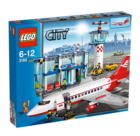 Klocki Lego City Lotnisko