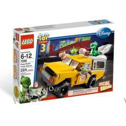 7598 NA RATUNEK CIĘŻARÓWKĄ PIZZA PLANET KLOCKI LEGO TOY STORY