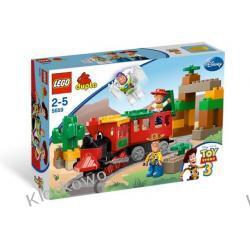 5659 WIELKA POGOŃ ZA POCIĄGIEM KLOCKI LEGO DUPLO TOY STORY