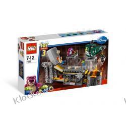 7596 UCIECZKA ZE ZGNIATARKI ŚMIECI KLOCKI LEGO TOY STORY