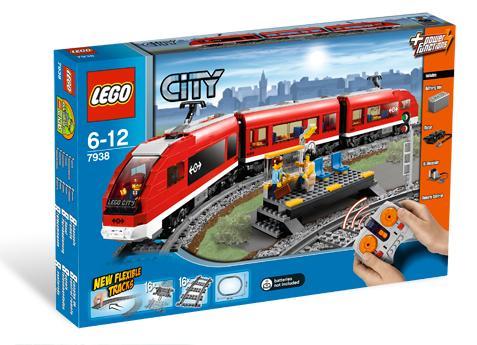 Klocki Lego City Pociąg