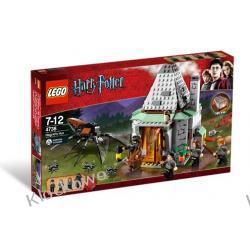 4738 CHATA HAGRIDA LEGO HARRY POTTER