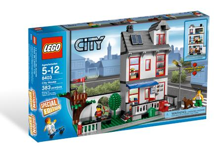 Klocki Lego City Miasto